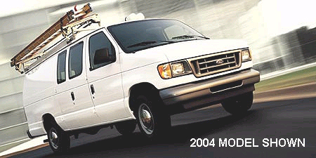 2005 Ford Truck E-Series Van E-250 Overview Ford Truck