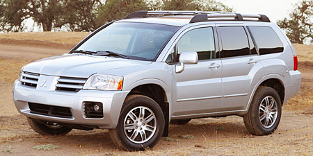 2004 mitsubishi endeavor limited awd overview mitsubishi. Black Bedroom Furniture Sets. Home Design Ideas