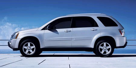 2005 Chevrolet Equinox LT 2WD Overview Chevrolet Buyers Guide