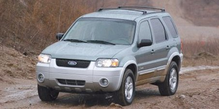 2005 Ford Escape Hybrid FWD Overview Ford Buyers Guide