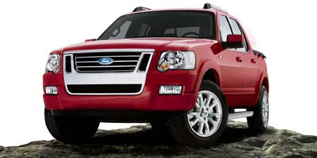 2008 Ford Explorer Sport Trac Limited 4 6L 4X2 Overview Ford