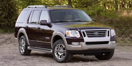 2006 Ford Explorer 4X2 Eddie Bauer 4 0L Overview Ford Buyers