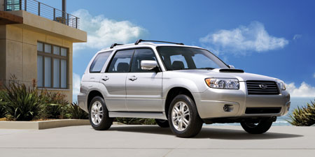 2006 subaru forester 2 5 xt limited overview subaru buyers guide. Black Bedroom Furniture Sets. Home Design Ideas