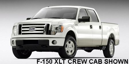 2010 Ford F-250 SD Crew Cab 4X2