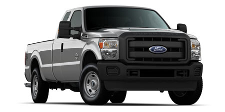 2011 Ford Truck F-250 SD SuperCab 4X2 142-in  WB XL Styleside