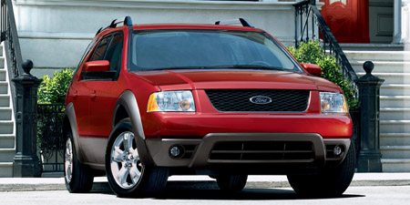 2006 ford freestyle limited awd overview ford buyers guide. Black Bedroom Furniture Sets. Home Design Ideas