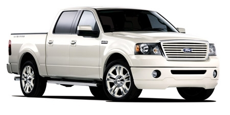 2008 Ford Truck F-150 SuperCrew 4X2 139-in  WB Lariat