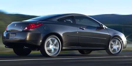2006 Pontiac G6 GTP Coupe Overview Pontiac Buyers Guide