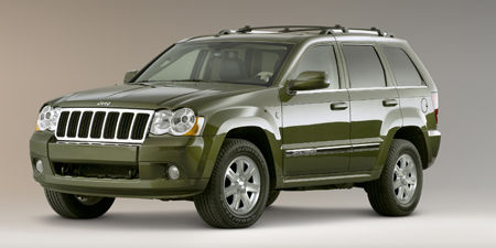 2008 Jeep Grand Cherokee Overland 4X4 Overview Jeep Buyers Guide