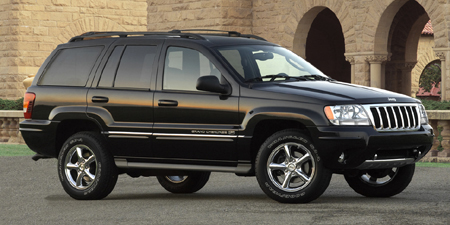 2004 jeep grand cherokee laredo special edition 2wd overview jeep buyers guide. Black Bedroom Furniture Sets. Home Design Ideas