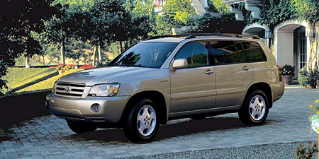2004 Toyota Highlander Limited V6 4X2 Overview Toyota Buyers Guide