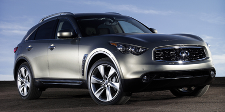 2010 Infiniti FX50 AWD Overview Infiniti Buyers Guide