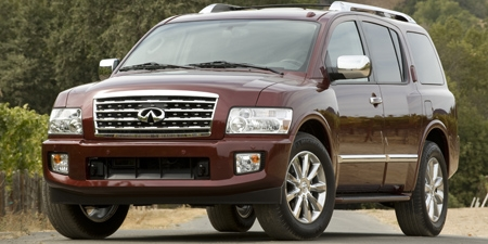 Infiniti Buyers Guide -- 2010 Infiniti QX56 4WD Reviews