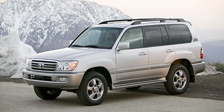 2006 Toyota Land Cruiser 4X4 Overview Toyota Buyers Guide