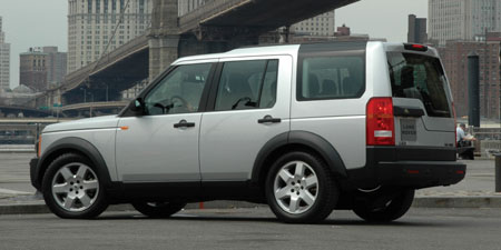 2008 land rover lr3 hse overview land rover buyers guide. Black Bedroom Furniture Sets. Home Design Ideas