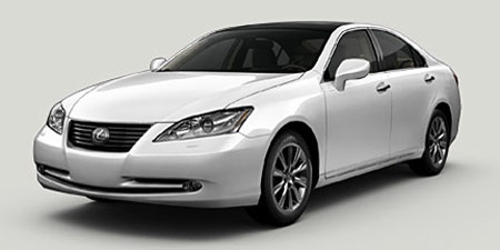 2008 Lexus ES 350 Sedan Overview Lexus Buyers Guide