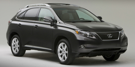 2007 Lexus RX 350 All Wheel Drive Overview Lexus Buyers Guide