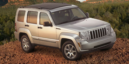 2008 jeep liberty limited 4x2 overview jeep buyers guide. Black Bedroom Furniture Sets. Home Design Ideas