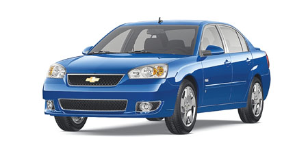 2007 Chevrolet Malibu SS [Discontinued] Overview Chevrolet Buyers Guide