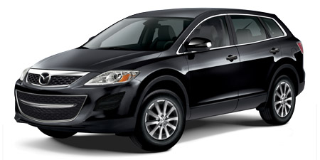 2010 Mazda CX-9 Sport AWD Overview Mazda Buyers Guide