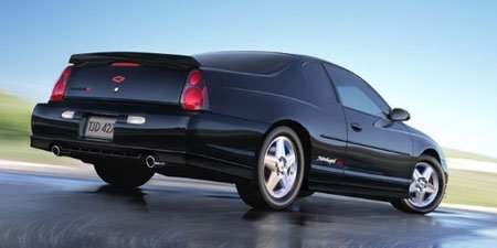 2004 chevrolet monte carlo ss supercharged overview chevrolet buyers guide. Black Bedroom Furniture Sets. Home Design Ideas