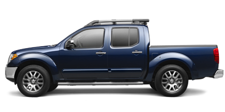 2011 Nissan Frontier Crew Cab SL 4X4 LWB Overview Nissan