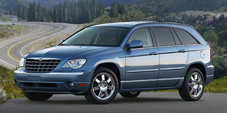2007 Chevrolet Pacifica Limited AWD Overview Chevrolet Buyers Guide
