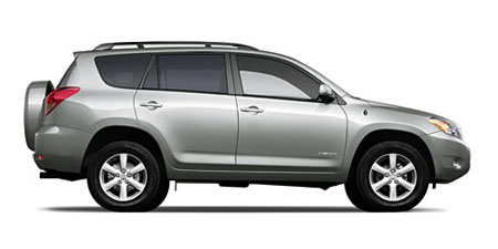 2009 Toyota RAV4 Limited V6 4X4 Overview Toyota Buyers Guide