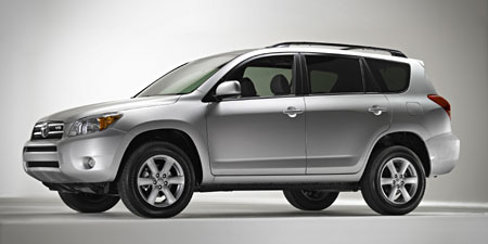 2006 Toyota RAV4 Limited V6 4X2 Overview Toyota Buyers Guide