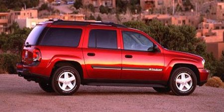 2004 Chevrolet TrailBlazer EXT LS 2WD Overview Chevrolet Buyers Guide