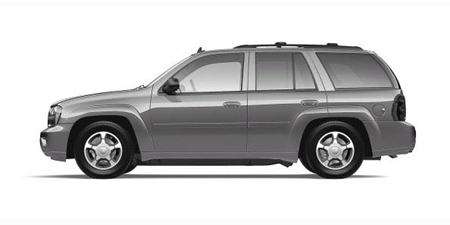 2006 Chevrolet TrailBlazer LT 4WD Overview Chevrolet Buyers