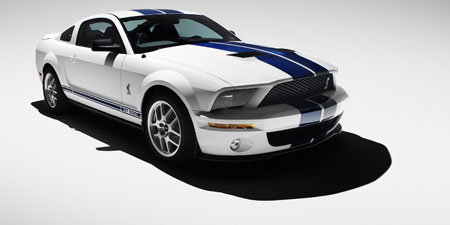 2008 Ford Shelby GT500 Coupe Overview Ford Buyers Guide