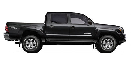 2007 Toyota Truck Tacoma 4X4 Double Cab V6 Manual Overview Toyota