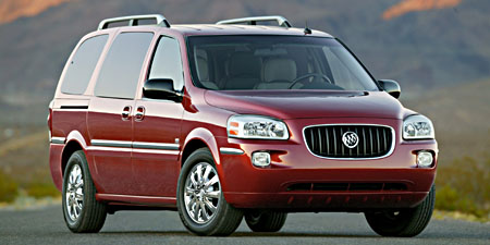 2006 buick terraza cxl awd reviews. Black Bedroom Furniture Sets. Home Design Ideas
