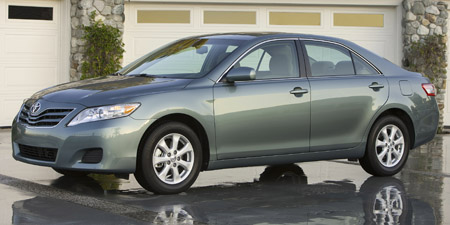 2010 Toyota Camry LE 6-Spd MT Overview Toyota Buyers Guide