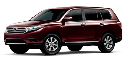 2011 Toyota Highlander SE 4X2 I4 Overview Toyota Buyers Guide