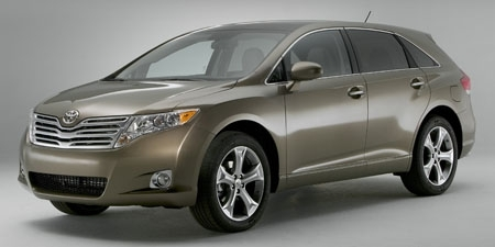 2009 Toyota Venza 4X2 V6 Overview Toyota Buyers Guide