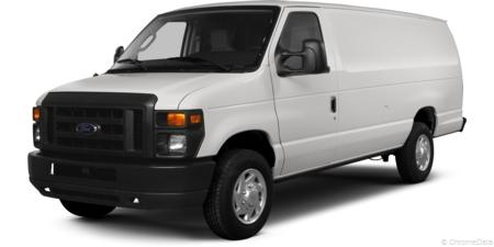 2013 Ford Truck E-Series Van E-250 Overview Ford Truck Buyers Guide