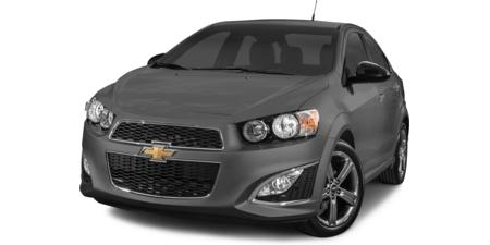 2014 Chevrolet Sonic RS Auto Sedan Overview Chevrolet Buyers Guide