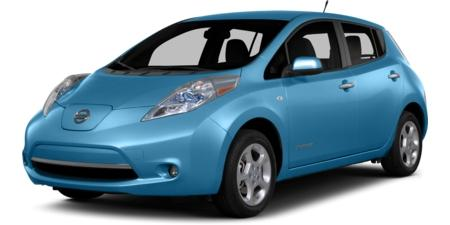 2014 Nissan LEAF SV Overview Nissan Buyers Guide