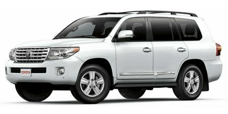 2014 Toyota Land Cruiser V8 4WD Overview Toyota Buyers Guide