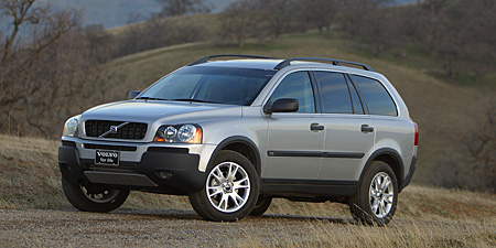 2004 Volvo XC90 T6 AWD Overview Volvo Buyers Guide