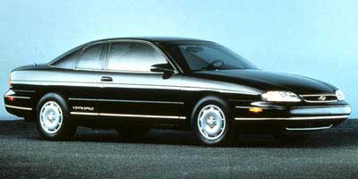 1998 Chevrolet Monte Carlo 2dr Cpe LS Overview Chevrolet Buyers Guide