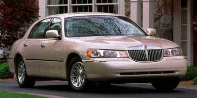1998 Lincoln Town Car 4dr Sdn Executive Overview Lincoln