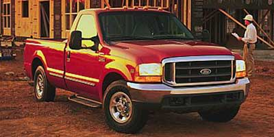 1999 Ford Truck Super Duty F-250 Supercab 158