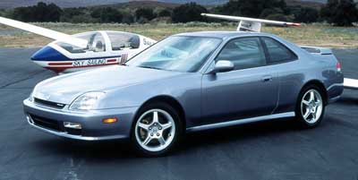 15 years ago today 1999 honda prelude sh new car review. Black Bedroom Furniture Sets. Home Design Ideas