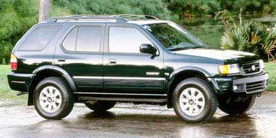honda passport new car review honda passport 1999 new. Black Bedroom Furniture Sets. Home Design Ideas