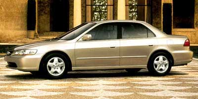 Honda Accord New Car Review 1999 Prices