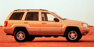 jeep grand cherokee laredo new car review 1999. Black Bedroom Furniture Sets. Home Design Ideas