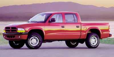 Dodge Dakota Quad Cab